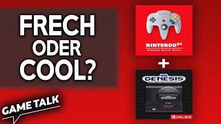 N64- und Sega-Genesis-Spiele für Switch Online | Game Talk