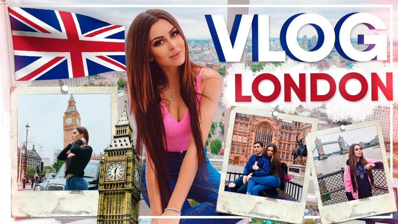 VLOG LONDON    Как мы тусили в Англии 2К17