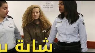 الجيش الاسرائيلي في فيديو جديد: عهد التميمي ليست بطلة بل مستفزة والعالم العربي يقر بذلك
