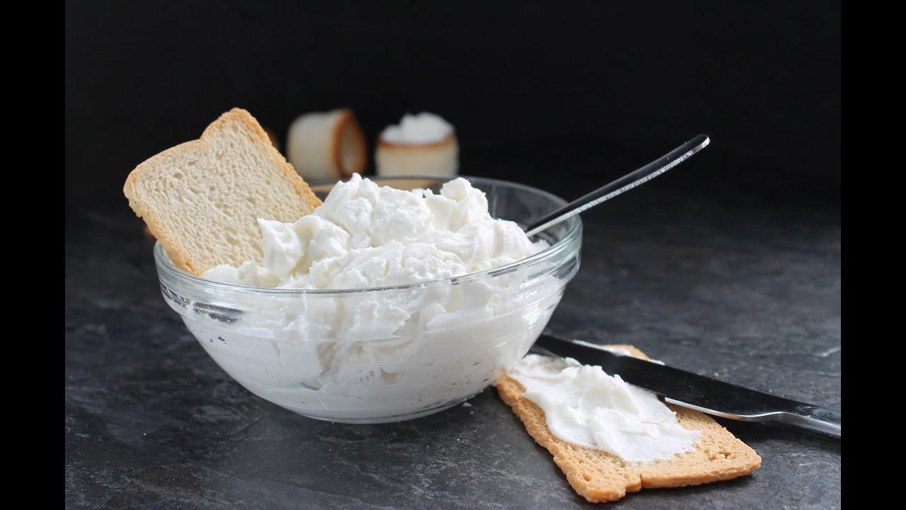 como hacer una crema de queso