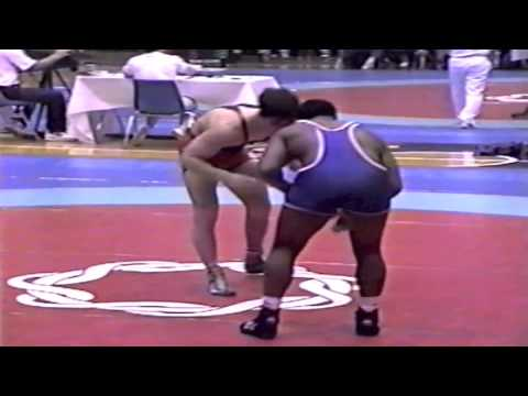 1993 World Cup: 74 kg Magomed Gadshiev (RUS) vs. Gary Holmes (CAN)