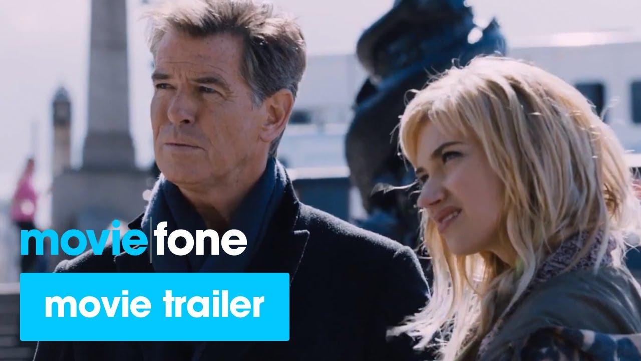 Download 'A Long Way Down' Trailer (2014): Pierce Brosnan, Toni Collette, Aaron Paul
