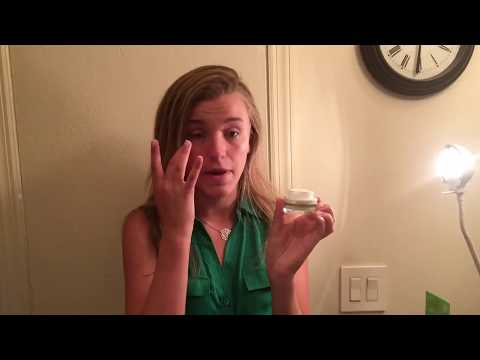 How to use the Olivella Contour Eye Cream