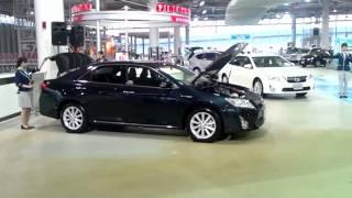 Новая Toyota Camry  2012 (v50)  Россия, Япония, Украина (Russia,Japan)(Отзывы владельцев http://toyotacamry.ru/ , фото, видео, Toyota Camry клуб Россия., 2011-09-08T21:44:05.000Z)
