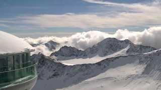 Wildspitze, Pitztaler Gletsjer & Panoramaweg Rifflsee