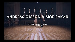 Swing Paradise 2018 - Andreas Olsson & Moe Sakan with The Schwings Band and Migloko