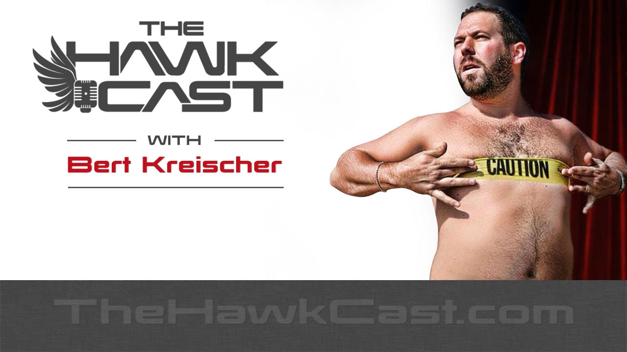 Download Bert Kreischer: Rolling Stone to Robbing a Train with The Russian Mafia - The HawkCast