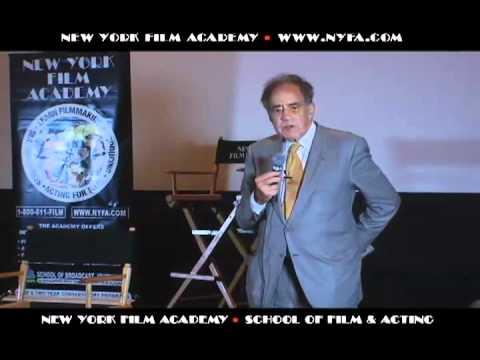 New York Film Academy Presents: A Q&A With Arthur Cohn (Producer) (Part 2 Of 6)