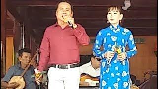 Đôi song ca Tây Ninh lại làm nức lòng bà con xã Long Tân, huyện Nhơn Trạch, tỉnh Đồng Nai!