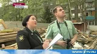 В Нижнем Новгороде продолжается незаконное строительство. # net nato