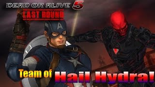Team of Hail Hydra/ Dead or Alive 5 Last Round mods