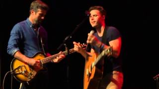 Kris Allen Alright With Me/Sugar/All About That Bass/Uptown/Style. Naperville