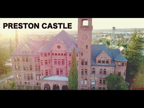 The Ghosts of Preston Castle. Murders, Deaths and Trouble Youths. Hear the Spirits Speak.
