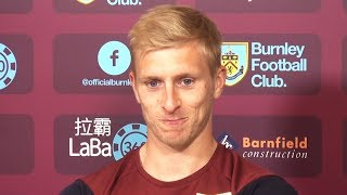 Ben Mee Full Pre-Match Press Conference - Manchester City v Burnley - Premier League