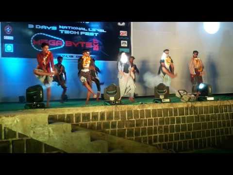 B k I t bhalki dance program bidar