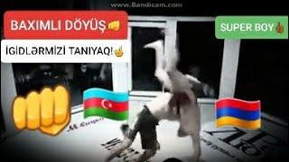ERMƏNİ🇦🇲AZƏRBAYCAN🇦🇿 MMA QAYDASIZ DÖYÜŞ İZLƏMƏYƏ DƏYƏR.