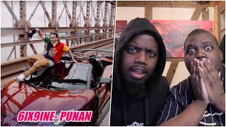 6IX9INE- PUNANI (Official Music Video) | German Reaction 🇩🇪🔥