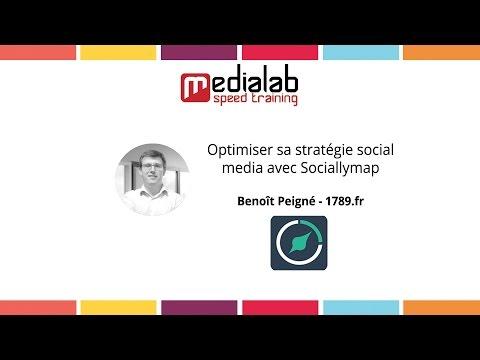 [Démo] Optimiser sa stratégie social media avec Sociallymap