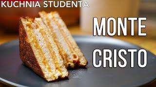 Kanapka Monte Cristo za 5 zł   Kuchnia Studenta #45