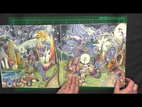 Colouring Book Review: Artist Colouring books.