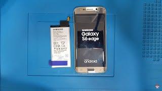 Samsung Galaxy S6 Edge Batarya Değişimi