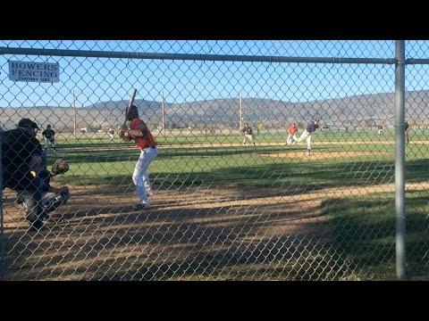Sawyer hits a Grand Slam