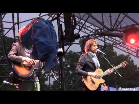 Kings Of Convenience-24-25 @Seoul Jazz Festival 2013