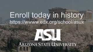 Western Civilization: Ancient and Medieval Europe | ASU on edX | Course About Video thumbnail