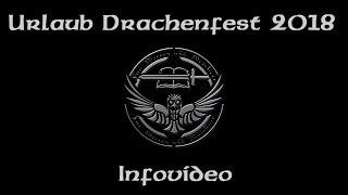 Jenki Special: Urlaub Drachenfest 2018 - Infovideo