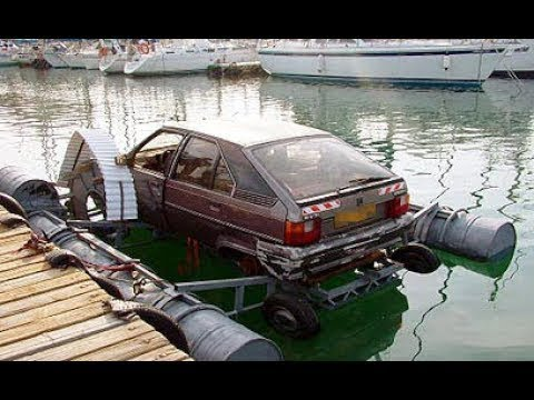 MOST AMAZING DIY CARS AND VEHICLES