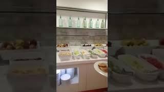 Черногория Завтрак в отеле Iberostar Bellevue Hotel 4 в сезоне 2020