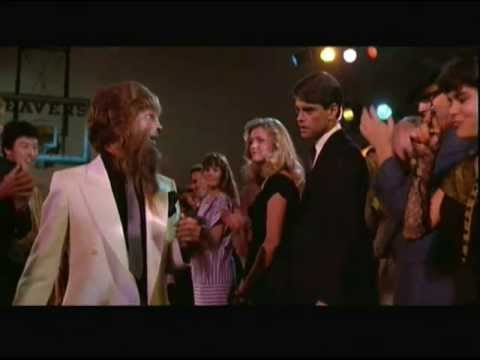 Teen Wolf - School dance (Michael J Fox) 1985