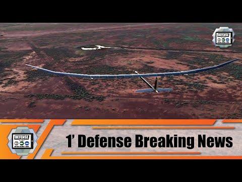 PHASA-35 persistent high altitude solar aircraft makes first flight