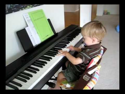 Alex the music prodigy