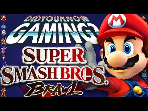 Super Smash Bros Brawl - Did You Know Gaming? Feat. Remix of WeeklyTubeShow