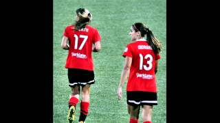 Alex Morgan and Tobin Heath ~Give Me Love~