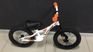 детский велосипед Novatrack 12 Breeze обзор