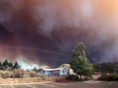 Bureau of Land MISmanagement Burn-Out Policy in Oregon