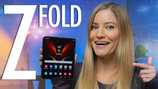 Samsung Galaxy Z Fold 2 - Unboxing, Gaming and first impressions!