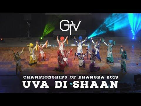 UVA Di Shaan – Championships of Bhangra 2019