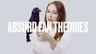 Carice Van Houten and 'Game of Thrones' Fan Theories | ELLE