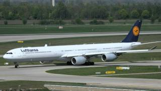Lufthansa Airbus A340-600 Flight 411 Near Miss With Egyptair Boeing 777 - JFK ATC Audio