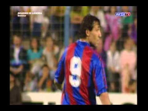 Barcelona. Hristo Stoichkov. The King from Bulgaria (p-1)