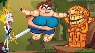 Troll Face Quest Video Games 2 vs Save The Girl Funny Amazing Trolling Compilation Gameplay