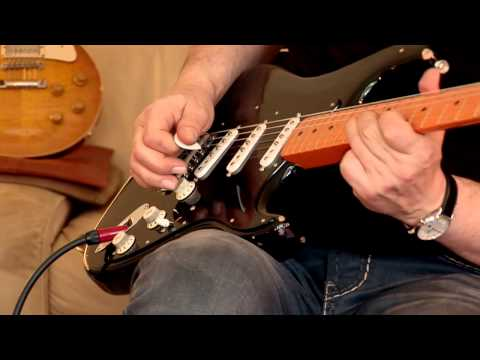 "2012 Fender Stratocaster ""David Gilmour Relic"", Part2"