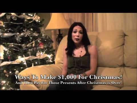 Christmas Help For Low Income Families--How To Set Yourself Up For A Better Financial Future!
