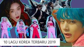10 LAGU KOREA TERBARU  | Juni 2019 - MUSIKANE UPDATE