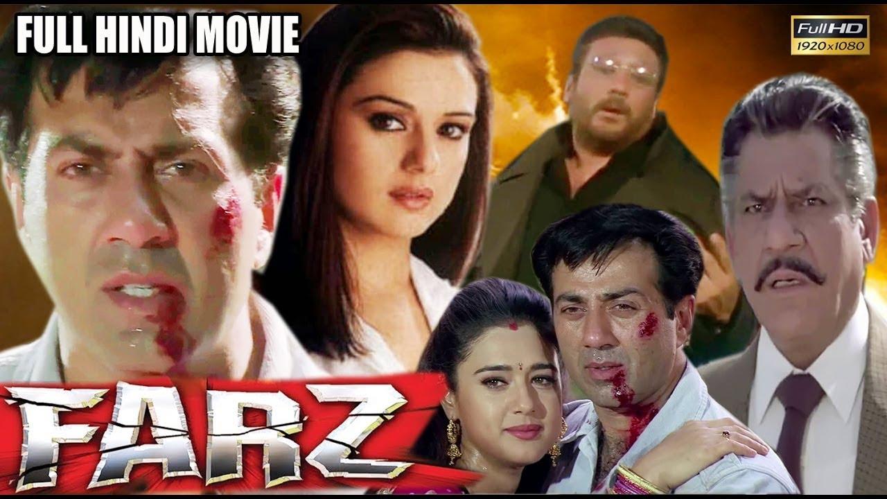 Download Farz Full Movie   Sunny Deol   Preity Zinta   Bollywood Latest Movies   Bollywood Movies