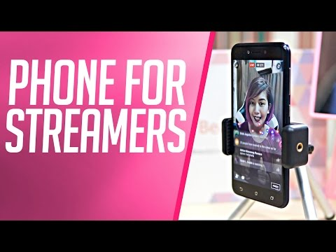 STREAMER'S PHONE!!! Asus Zenfone Live Review & Test