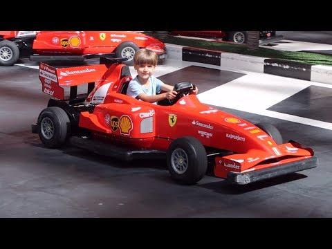 World's Slowest Ferrari Car Ride